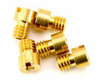 CARBURETTOR BRASS JET FOR PEUGEOT SCOOTERS SIZE 110