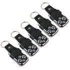 5PCS NEW 315MHz 4 Keys Wireless Learn Type Fixed Code Remote Control +Tracking