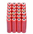 24x AA 2A 3000mAh 1.2V Ni-Mh Red Color Rechargeable Battery RC MP3 Free Shipping