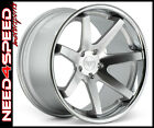 """20"""" Ferrada FR1 Machined Silver 20x9 20x10.5 Concave Wheels for G37 Coupe"""