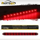 """1x15"""" 11 LED Red Sealed Trailer Truck&RV Stop Tail Rear Brake and Turn Light Bar"""
