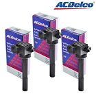 New ACDelco BS-C1148 Set of 3 High Performance Ignition Coil