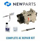 For Ford E Series Vans AC A/C Repair Kit w/ Compressor & Clutch NEW