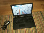 """HP 15-f008cl 15.6"""" Notebook PC 4GB  Backlit Laptop Computer AMD A6-5200 2 GHz"""