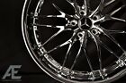 20-inch Chrome Mercedes Wheels/Rims GT1 5x112
