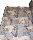 "54"" Quaker G&T Ovation Seashore Fabric #161603 Boat Seat Cushion RV Upholstery"