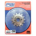 PBI Countershaft Steel Front Sprocket Susuki Part # 644-14 C/S