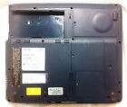 Toshiba Satellite  1415-S173 Bottom Case (B-) w Doors + Bad Board As-Is