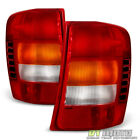 1999-2004 Jeep Grand Cherokee Tail Brake Lights Lamps w/Circuit Board Left+Right
