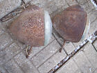 Vintage GUIDE 682 C headlights rat rod patina barn find