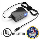 Fastest 5V 3.5A AC Adapter Charger Micro-USB Long 6.5 Ft Power Cord UL Listed