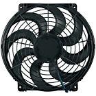 "Flex-A-Lite 396 S-Blade Black 16"" Electric Fan"