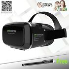 Tepoinn® 3D VR Glasses, 3D VR Headset Virtual Reality Box With Adjustable Lens
