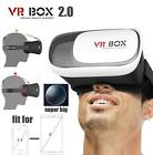 Virtual Reality VR Headset 3D Glasses  For Android iPhone Samsung HTC Movie Game