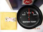 N.O.S. 1977 CORVETTE WATER TEMP GAUGE 8992792 * NEW GM *
