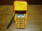 """TI LITTLE PROFESSOR RARE EARLY """"PAPER LABEL"""" VINTAGE CALCULATOR WORKS PERFECTLY!"""