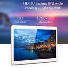 "10"" HD Dual SIM Camera 4G A33 Quad Core Tablet PC Android 4.4 16GB Bluetooth US"