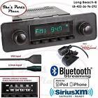 RetroSound Long Beach-B Radio/BlueTooth/iPod/USB/RDS/3.5mm AUX-In-402-36-BMW