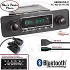 RetroSound Hermosa-C Radio/Bluetooth/USB/Mp3/3.5mm AUX-In 4 ipod-402-36-Euro-BMW