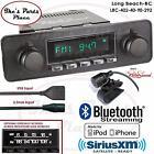 RetroSound Long Beach-BC Radio/BlueTooth/iPod/USB/RDS/3.5mm AUX-In-402-40-BMW