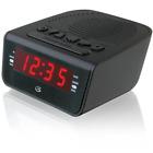 GPX C224-R Dual Alarm AM/FM Led Clock