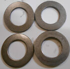 """Lot of 40 New Trailer Axle Spindle Steel Round Washer 1"""" ID 1 3/4"""" OD .09"""" Thik"""