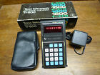 TI-1500 VERSION 1 ULTRA RARE VINTAGE CALCULATOR WORKS PERFECTLY!
