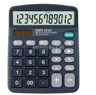 Office Supplier Business School Household Use Calculator With Battery 120*150mm