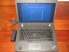 "Lenovo ThinkPad 14"" E450 i3-4005U 1.70GHz 4GB RAM 500GB HDD WINDOWS 10"