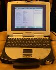 Panasonic Toughbook CF-28 Rugget military grade laptop with touchscreen