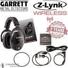 Garrett MS-3 Z-Lynk Wireless Headphone KIT - Metal Detecting