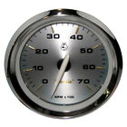 Faria Kronos 4-inch Boat Tach Tachometer 7,000 RPM Gas (Universal All Outboard)