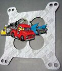 Carburetor to manifold gasket for early Carter AFB / Rochester WCFB carburetors