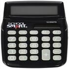 School Smart Dual Power Tilt Screen Calculator