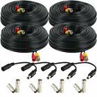 OpenBox Amcrest 4-Pack 150 Feet Pre-Made All-in-One Siamese BNC Video and Power