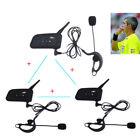 Vnetphone 2  Football Referee Headset Arbitro Coach intercom 3 talk same time