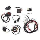 Full Electrics Wire Loom Magneto Stator For ATV QUAD GY6 125 150CC Go Kart buggy
