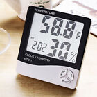 LCD Digital Temperature Humidity Meter Digital Thermometer Hygrometer Weather St