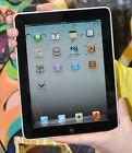 """Apple iPad 64GB WiFi Tablet 1st Generation A1219 MB294LL/A iOS Black 9.7"""" LCD -B"""