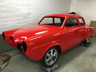 1950 Studebaker Champion  1950 Studebaker Champion street rod project