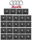 Audi A4 Quattro Set of 24 Front & Rear Door Panel Clips Genuine 8E0 867 276