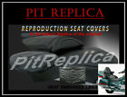 [PRA] HONDA GL1500 GOLD WING ASPENCADE INTERSTATE SEAT COVER BLACK [HOVSA/HOVOA]