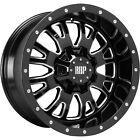 20x10 Black RBP 89R Assassin 6x5.5 +0 Rims Nitto Trail Grappler 305/55/20 Tires