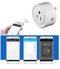 WiFi Smart Plug PhoneTime Switch Power Socket Voice / Remote Control Smart Home