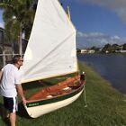 2014 Arch Davis Peapod 12' Sailboat & Trailer - Florida
