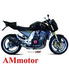 Exhaust Muffler Motorcycle Mivv Kawasaki Z 1000 2006 06 Suono Black