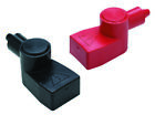 Deachoice Marine Battery Terminal Covers 1 Red 1 Black For Terminals W/ Wing Nut
