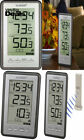 La Crosse Technology WS-9160U-IT-INT Digital Thermometer with Indoor/Outdoor...