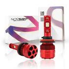 NOVSIGHT 60W 8000LM H11 H8 H9 LED Headlight Light Bulbs Replace Halogen 6000K