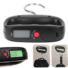 Portable 50kg/10g LCD Electronic Luggage Scale Hanging Hook Manual Scale Weight